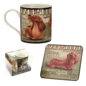 My Pedigree Pals Mug Coaster