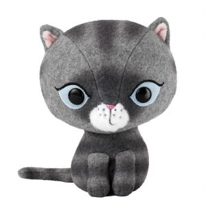 Hallmark Little Meow All Wrapped Up Figurine