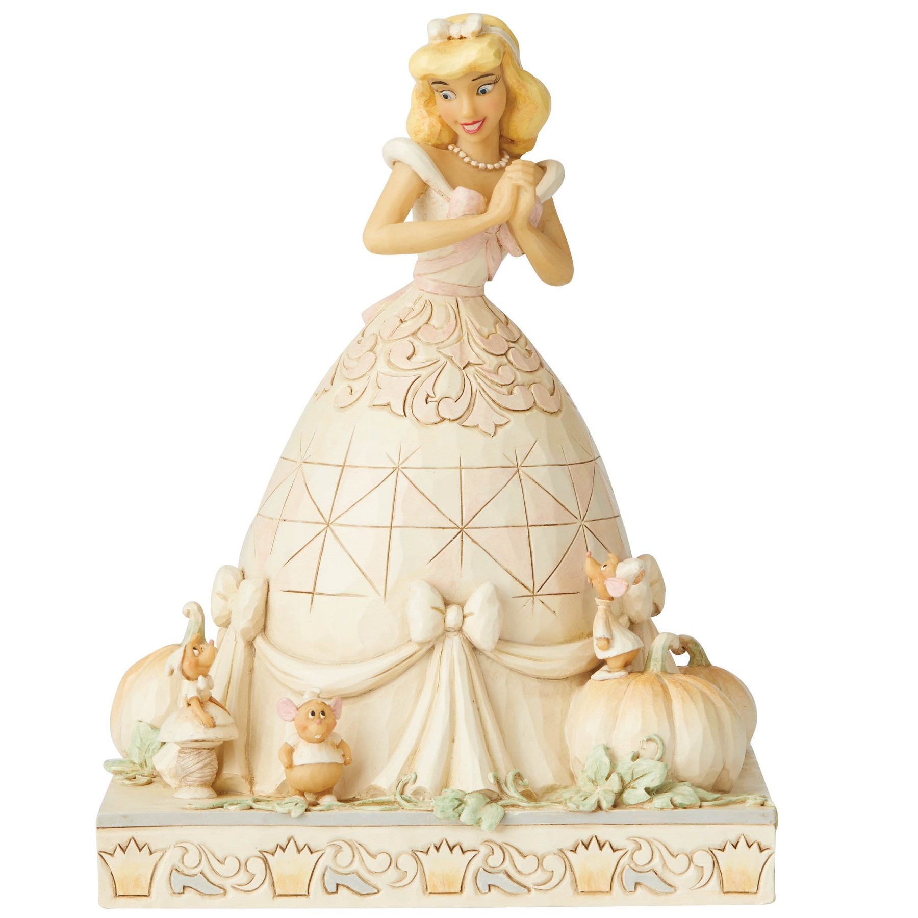 Disney Traditions 4050410 Be Kind Belle Figurine New /& Boxed