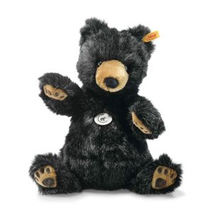 Josey the Black Grizzly Bear 27cm